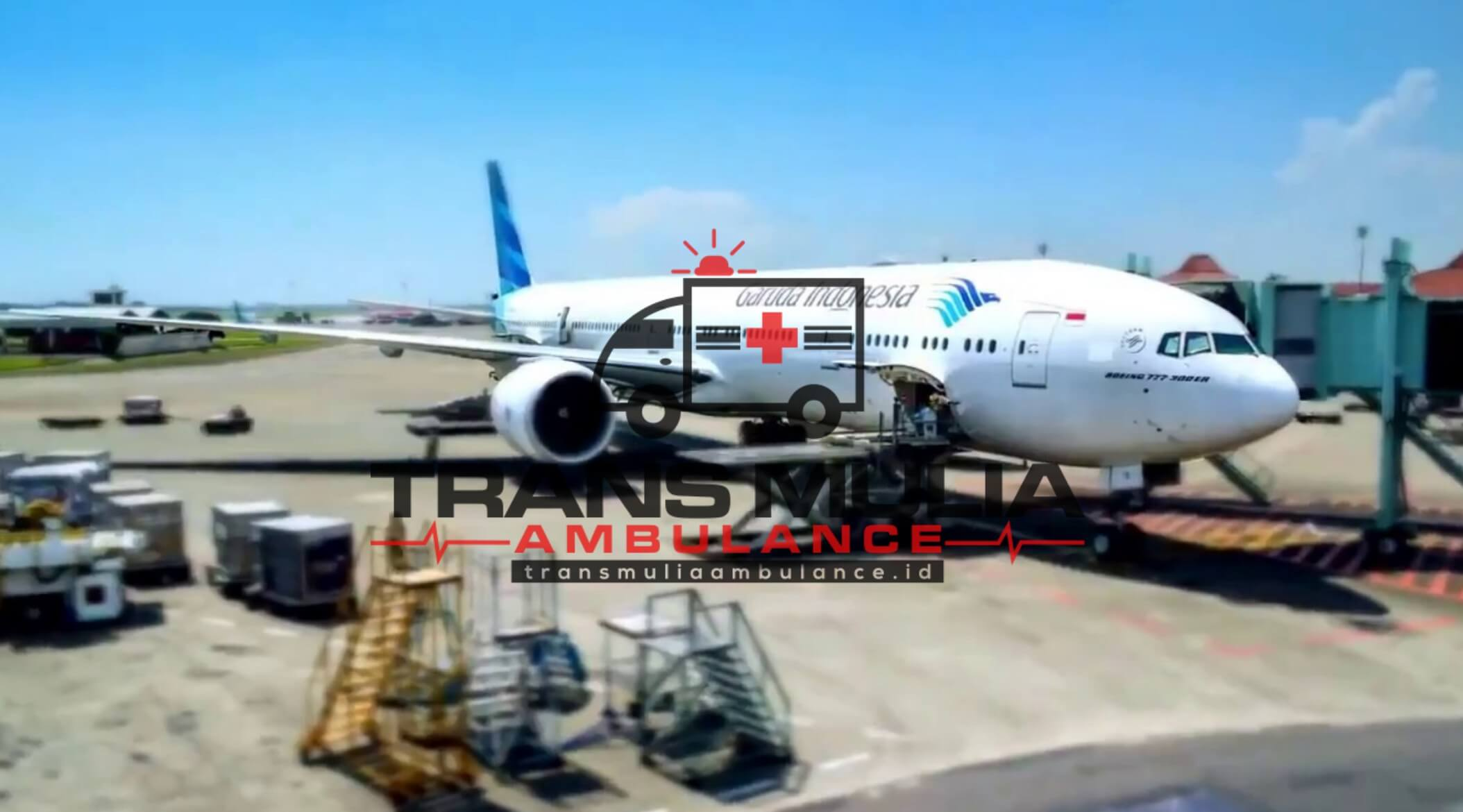 Cargo Jenazah Garuda Indonesia