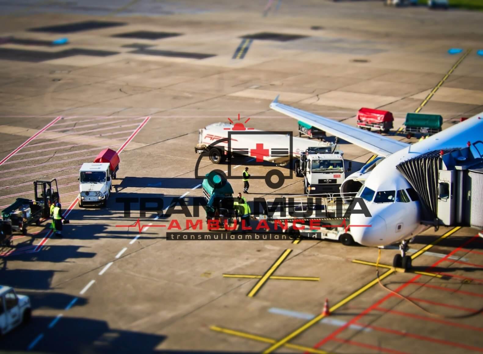 Cargo Jenazah Pesawat