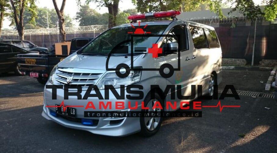 Rental Ambulance Alphard