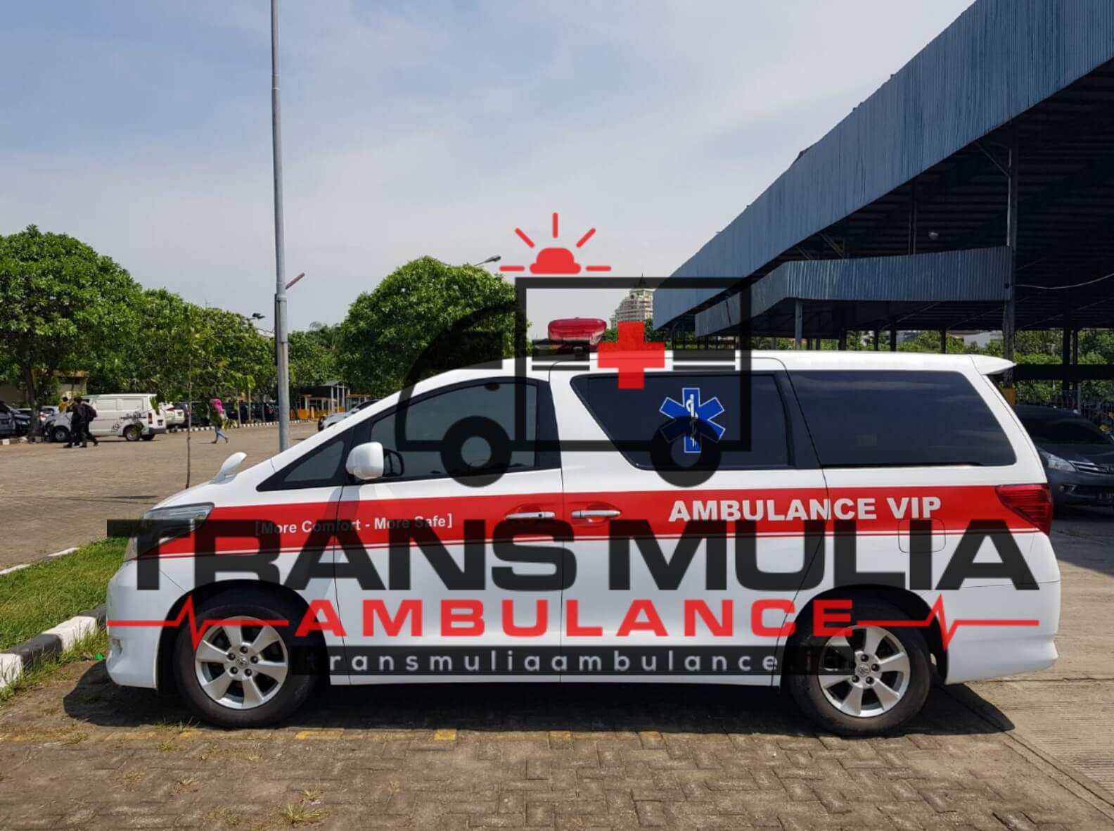 Rental Ambulance VIP