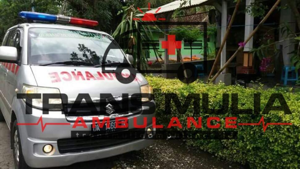 Sewa Ambulance Bali