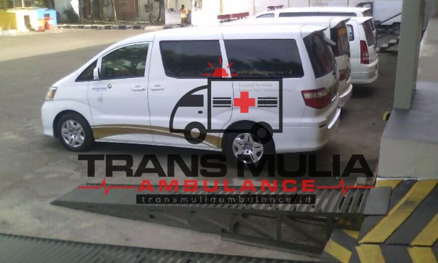 Sewa Ambulance Cikarang