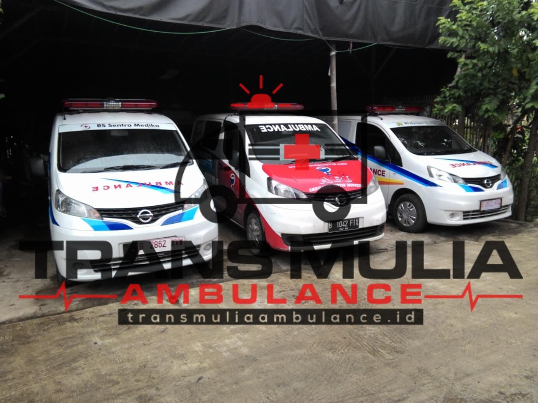 Sewa Ambulance Depok