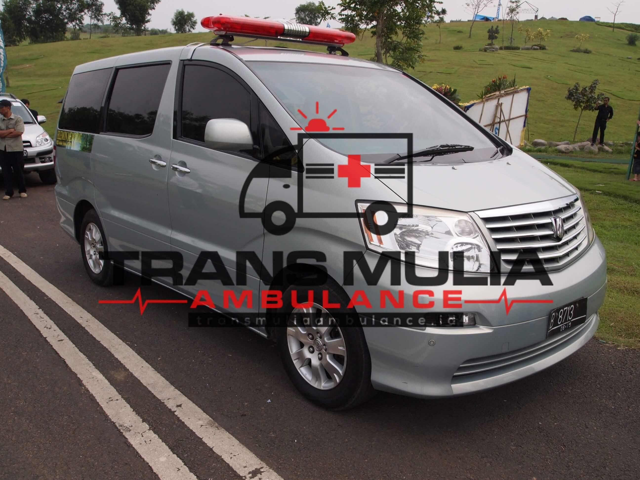 Sewa Ambulance Jakarta Pusat