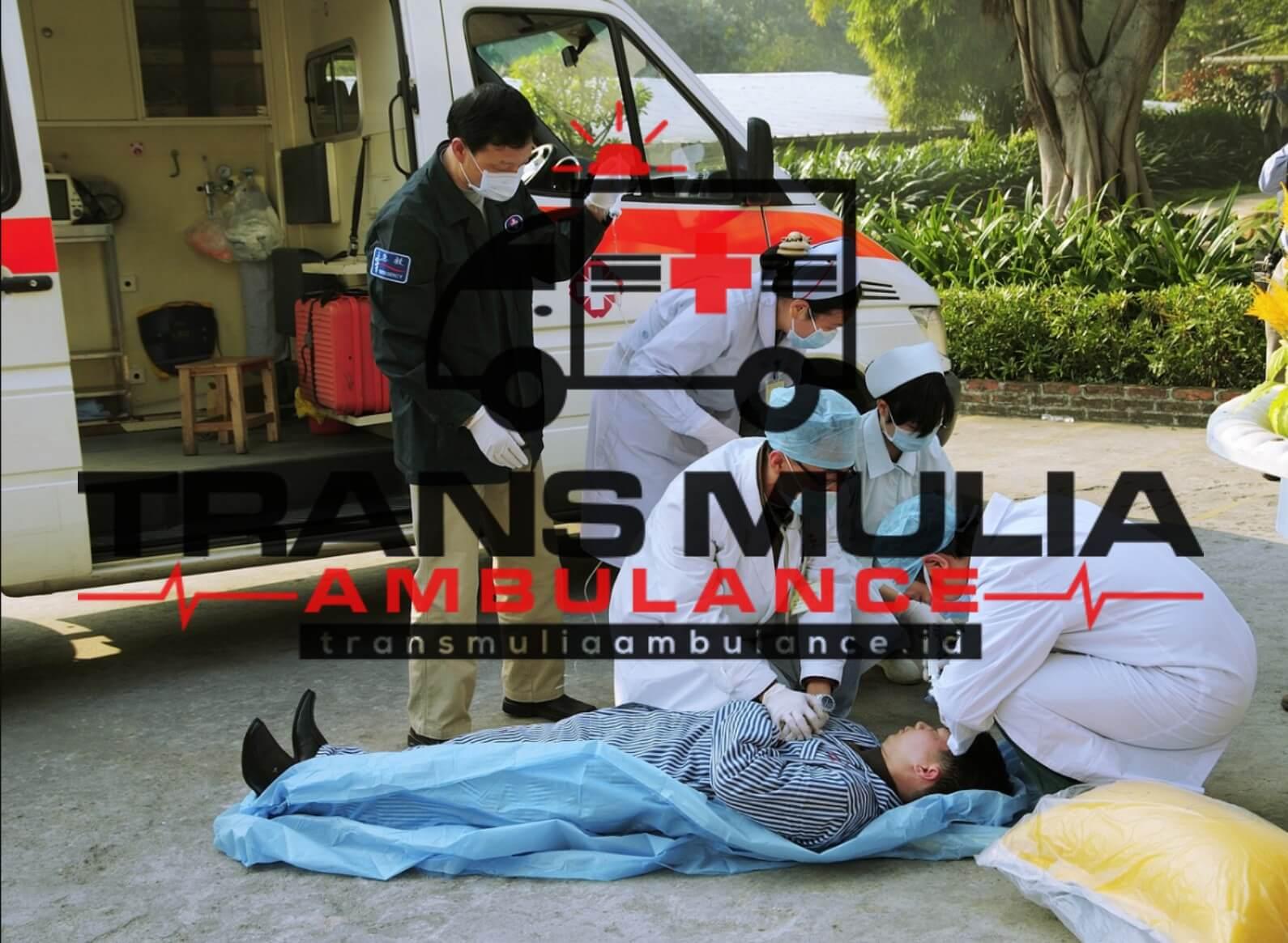 Sewa Ambulance Medis