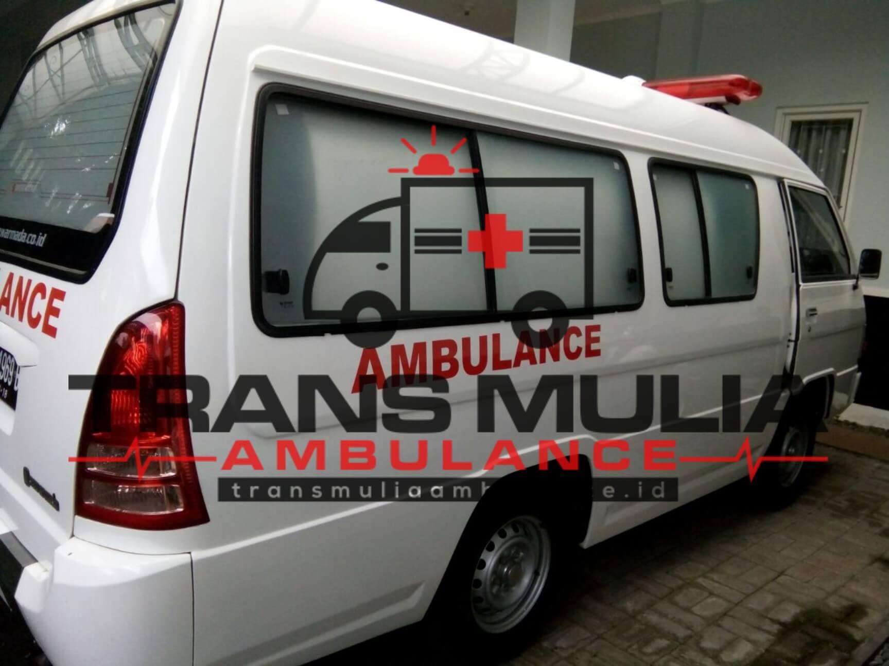 Harga Sewa Ambulance di Medan