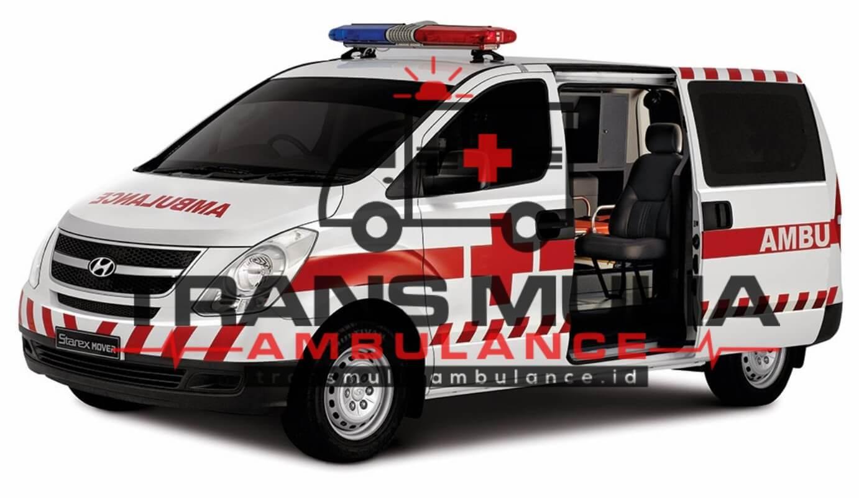 Rental Ambulance Medan