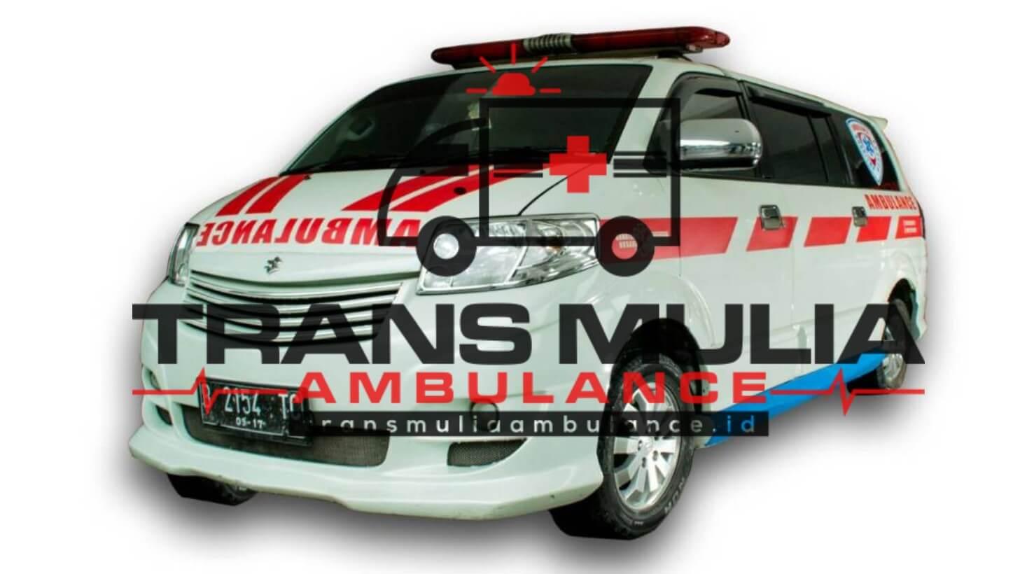Rental Ambulance Tambang