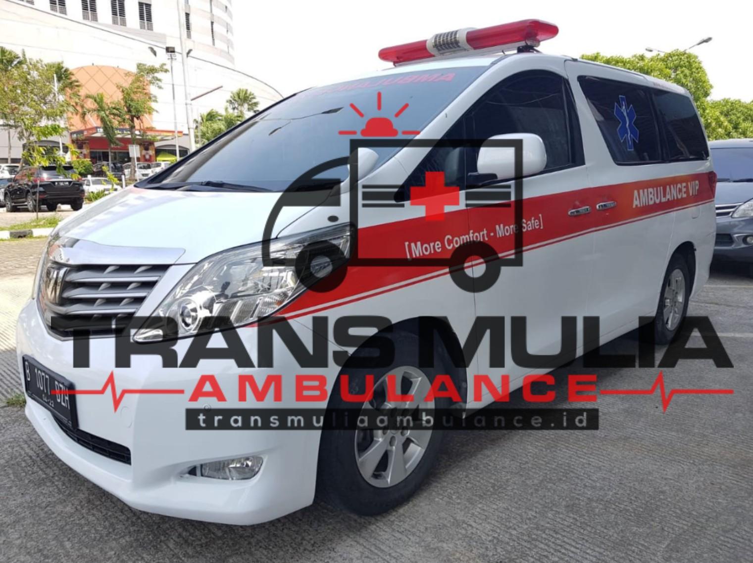Sewa Ambulance Pamulang