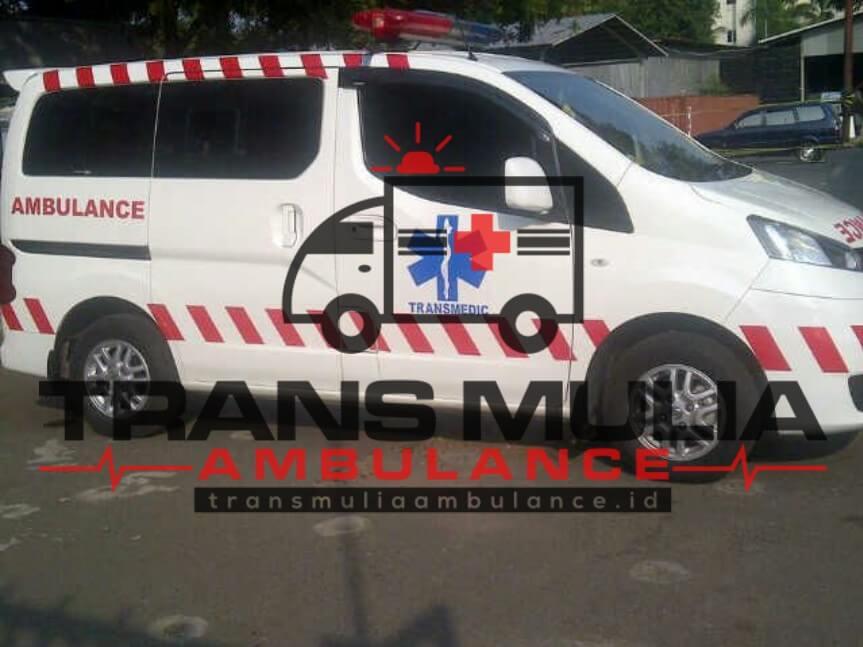 Sewa Ambulance Pasien