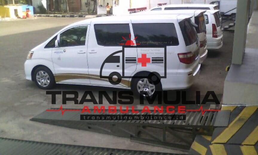 Sewa Ambulance Serpong