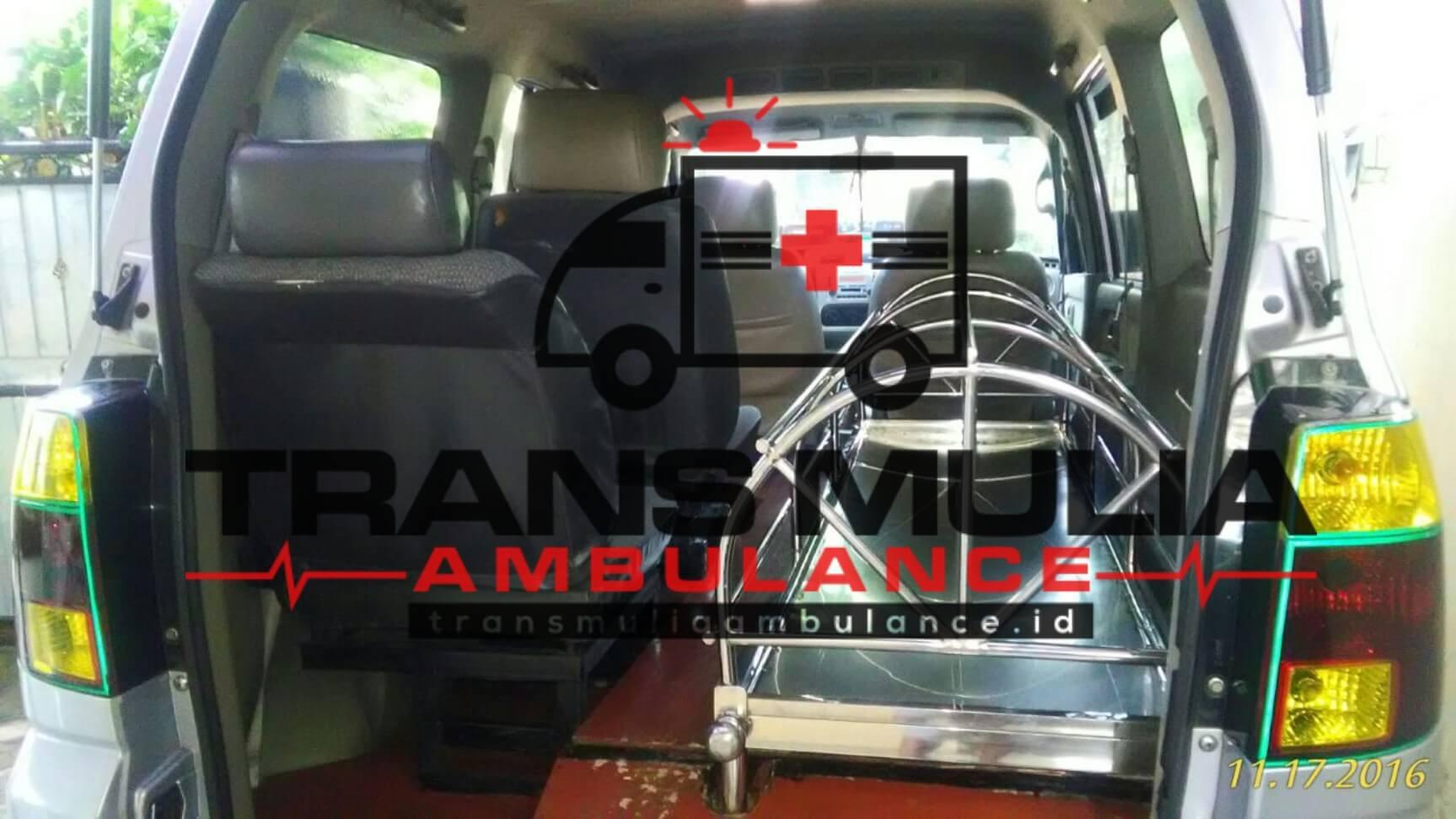 Rental Ambulance Jenazah