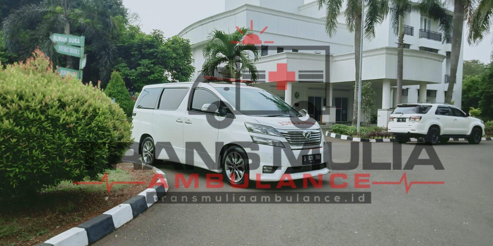 Mobil Jenazah Bogor