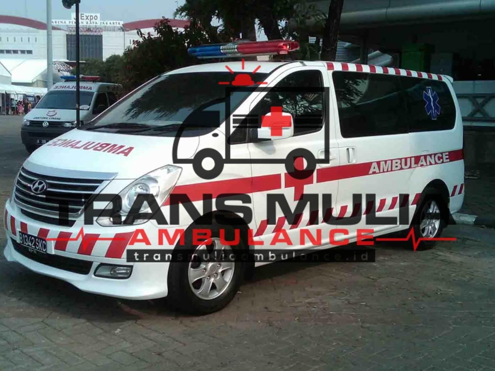 Mobil Jenazah DKI Jakarta
