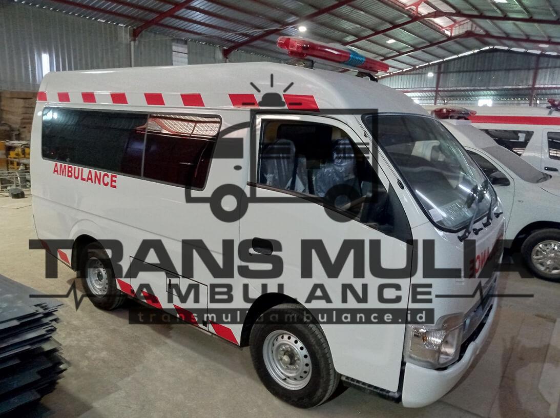 Bengkel Karoseri Ambulance
