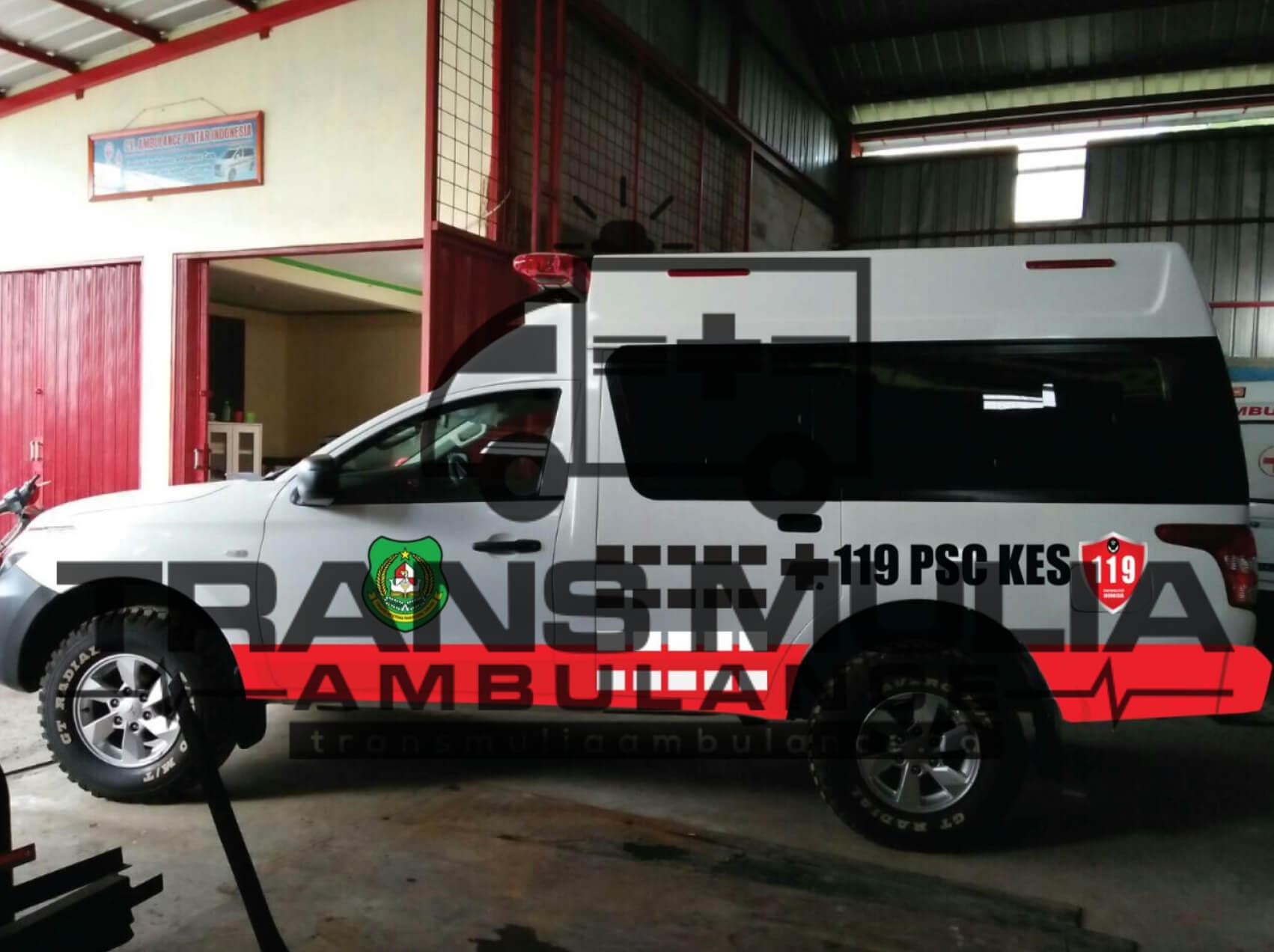 Karoseri Ambulance di Surabaya
