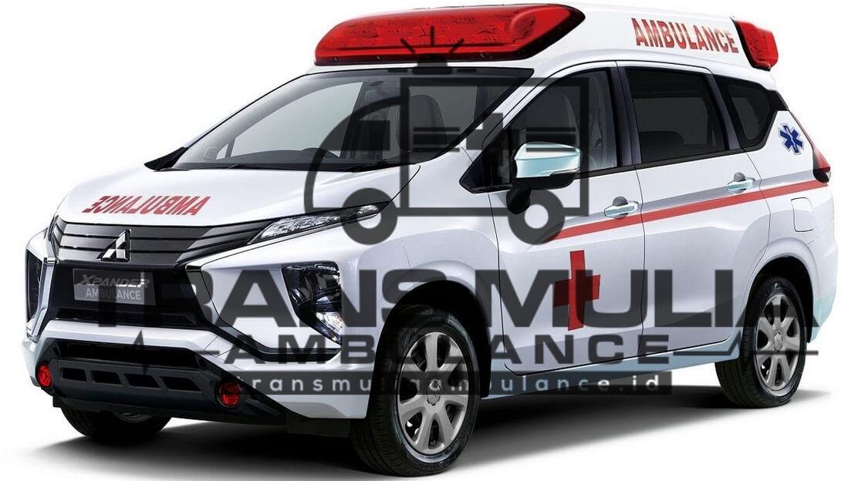 Karoseri Ambulance Modifikasi