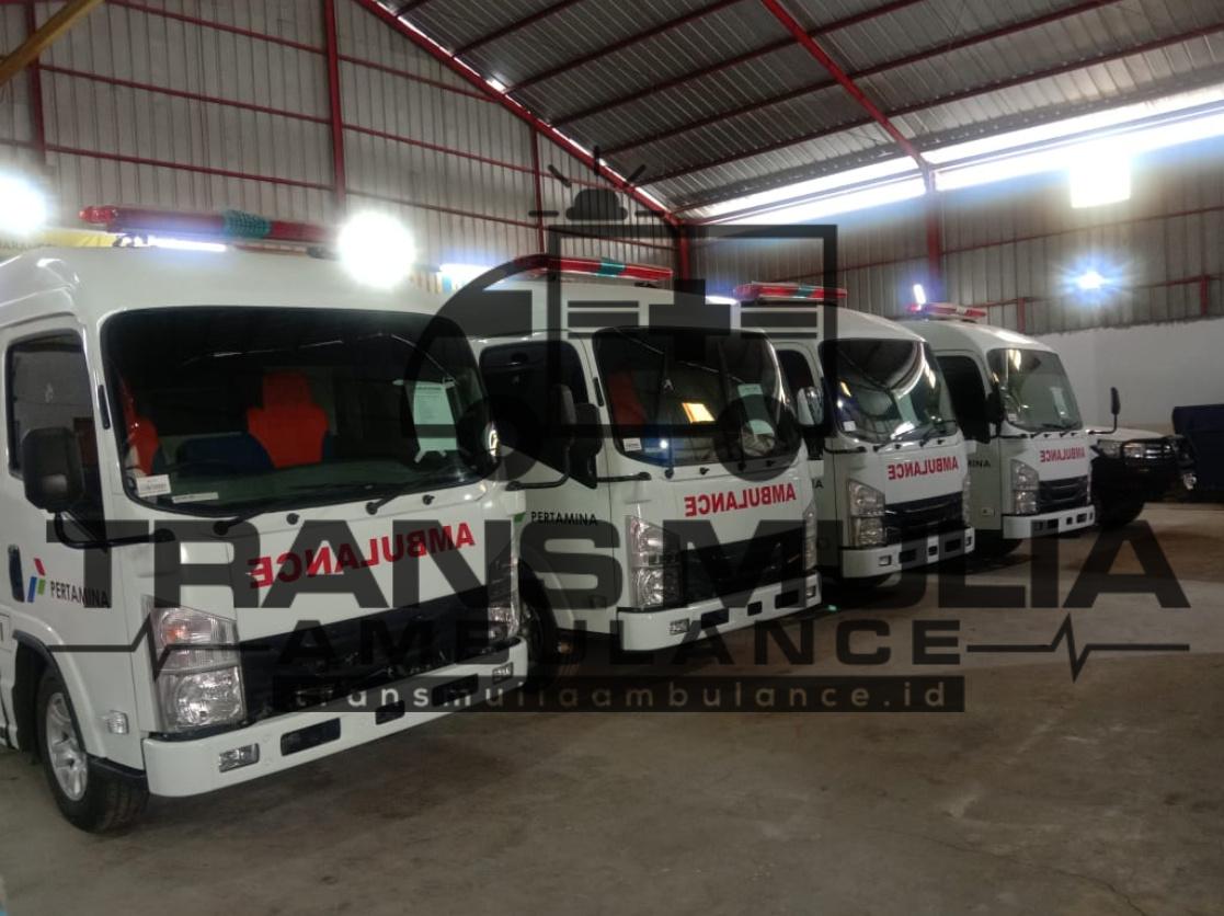 Pengadaan Karoseri Ambulance