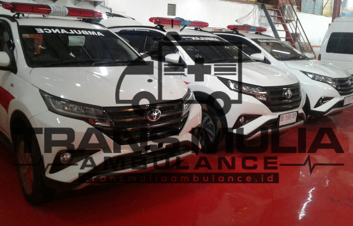 Spesifikasi Karoseri Ambulance